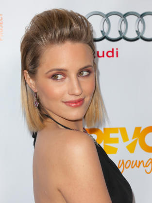 The Beautiful Dianna Agron
