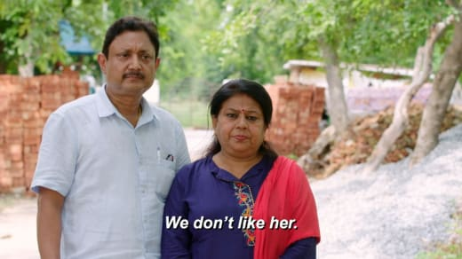 Sumit Singh parents - we don't like her
