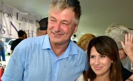 Hilaria Baldwin and Alec Baldwin Welcome Baby #3!