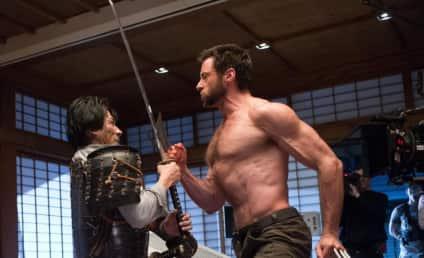The Wolverine: Hugh Jackman Fights Hiro Sanada