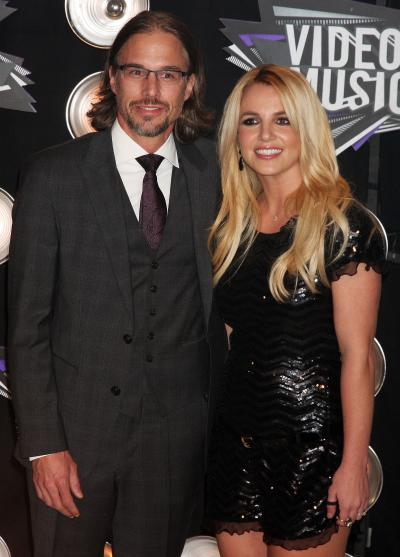 Britney Spears, Fiance Picture