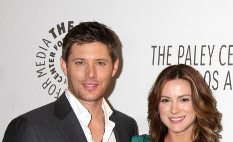 Jensen Ackles, Wife