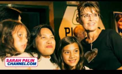 Sarah Palin Launches Sarah Palin Channel, Public Cheers/Shrugs/LOLs