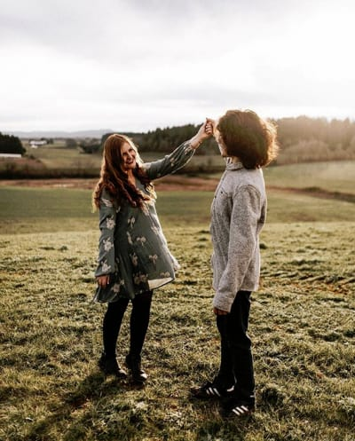 Isabel Rock and Jacob Roloff Tease Wedding Venue
