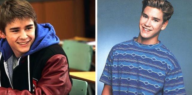 Dylan Everett as Mark-Paul Gosselaar