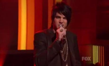 Adam Lambert, Satisfaction
