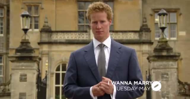 I wanna marry harry promo pic