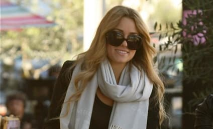 Lauren Conrad Rocks the Turntable, Parties in Vegas