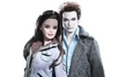 Robert Pattinson and Kristen Stewart are Dolls