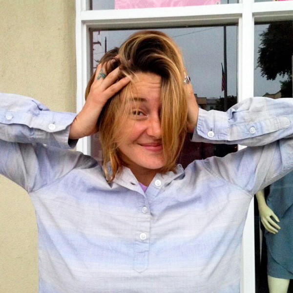 Shailene Woodley Hair