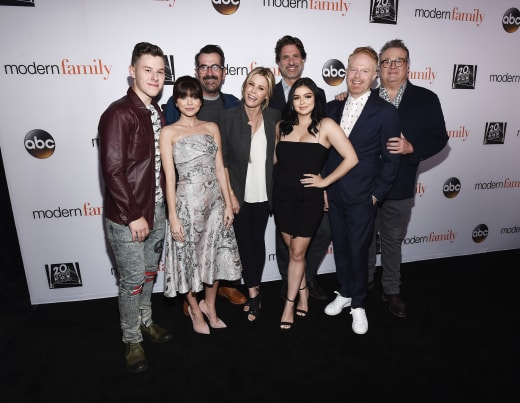 Modern Family Cast at a For Your Consideration Event