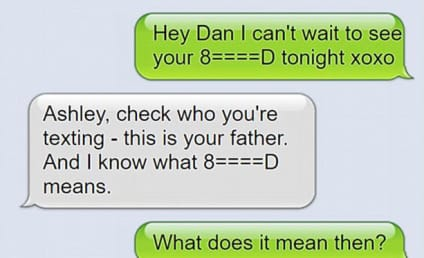 The Most Inappropriate Texts Your Dad Ever Sent