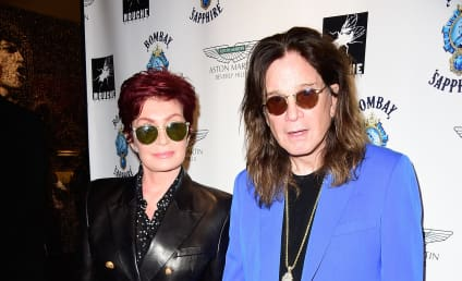Ozzy and Sharon Osbourne: Divorce Getting Ugly Already?!