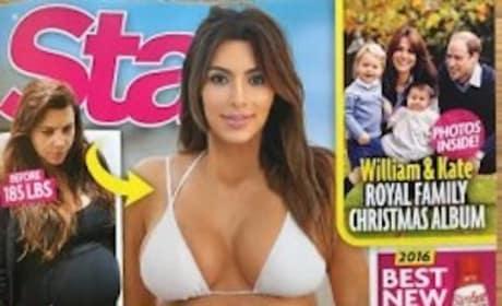 Kim Kardashian Bikini Body: Maybe Back!