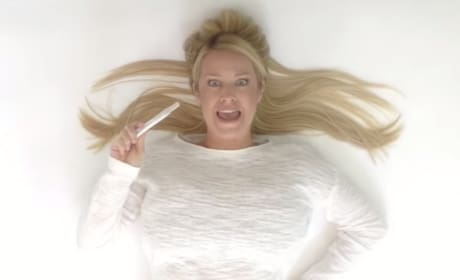 Britney Spears-Themed Pregnancy Announcement Goes Viral, Is Amazing