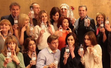 Downton Abbey Posts Epic, Charity-Based Response to Water Bottle Gate
