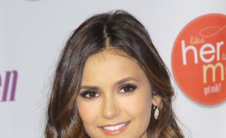 Nina Dobrev Hairstyle
