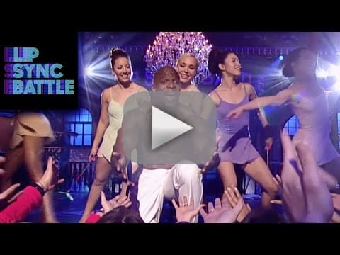 Mike Tyson And Terry Crews Kill It On Lip Sync Battle Who Won