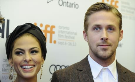 Eva Mendes and Ryan Gosling: TIFF 2012