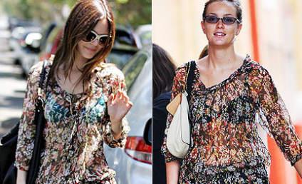 Fashion Face-Off: Rachel Bilson vs. Leighton Meester