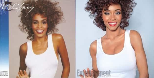 Yaya DaCosta as Whitney Houston