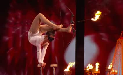Sofie Dossi Did WHAT on America's Got Talent?!?