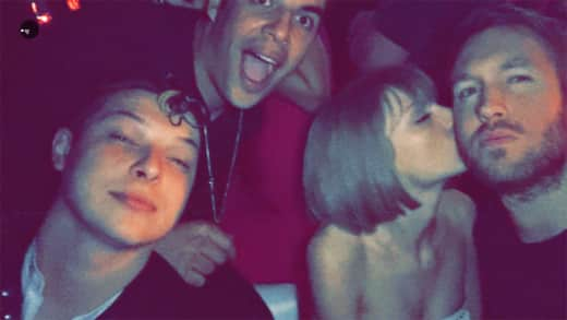 A Kiss from Swift