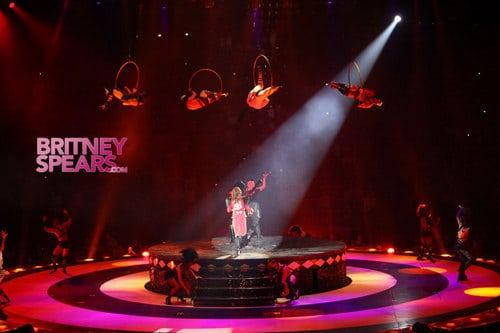 Circus in Paris