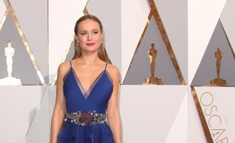 Brie Larson: 2016 Academy Awards