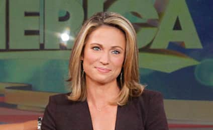 "Amy Robach Pens Thank You Note to Fans, Says Prognosis is ""Good"""