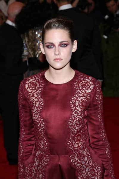 Kristen Stewart MET Gala Fashion
