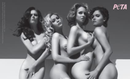 Miss USA Winners: Nude For PETA!