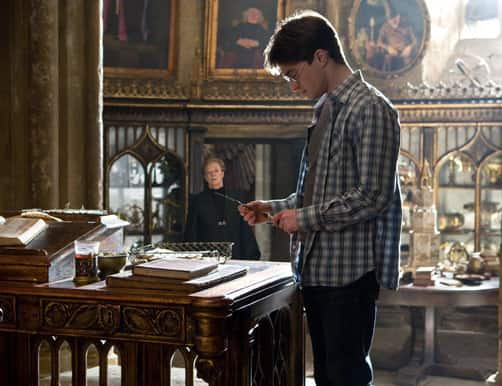 Harry Potter and the Half-Blood Prince Photo