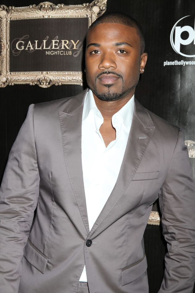 Ray J Red Carpet Pic