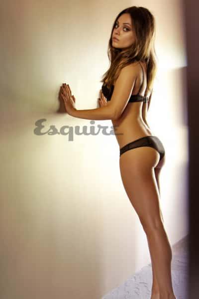 Gorgeous Mila Kunis