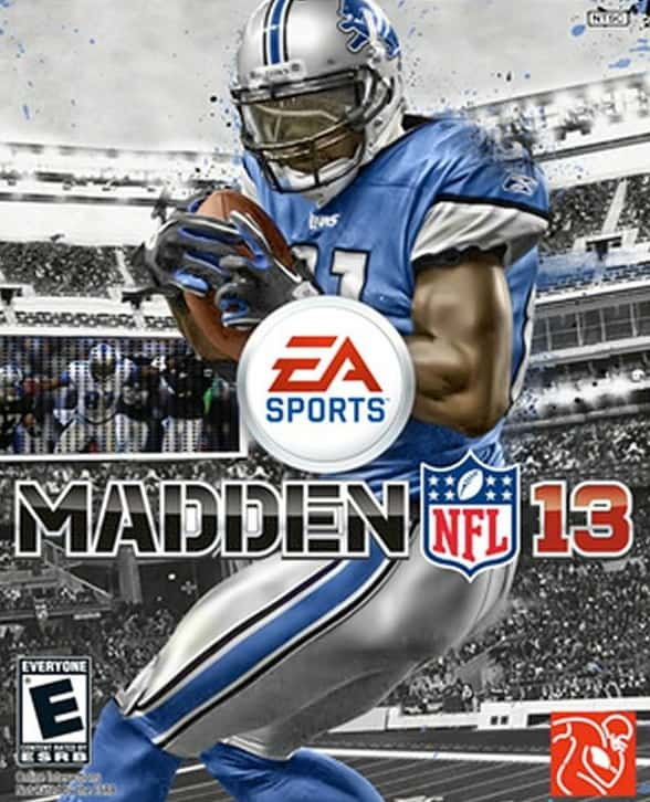 Madden '13 Cover