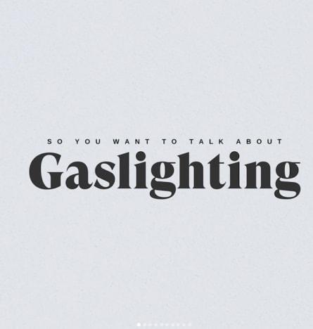 gaslgihting