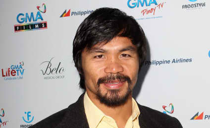 Manny Pacquiao Clarifies Same-Sex Marriage Comments