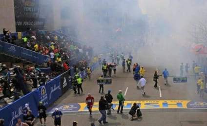 Boston Bombing Arrest Reportedly Made; Suspect Caught on Surveillance Video