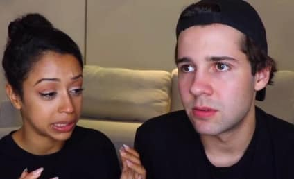 Liza Koshy and David Dobrik Break Up, Shed All the Tears