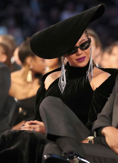 Beyonce With The Good Hat