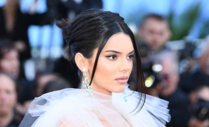 Kendall Jenner is Straight Up Flashing Us in This Dress