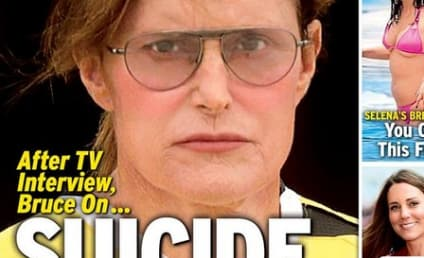 Bruce Jenner: On Suicide Watch Following Diane Sawyer Interview?