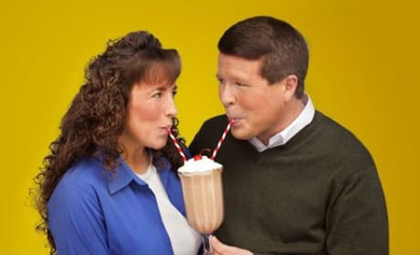 Jim Bob and Michelle Duggar Photograph