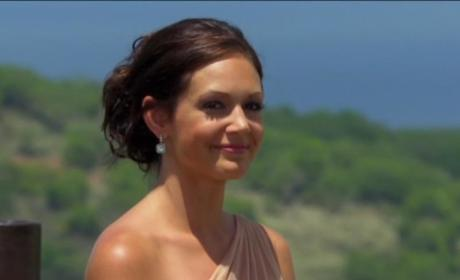 Desiree Hartsock Gets Engaged