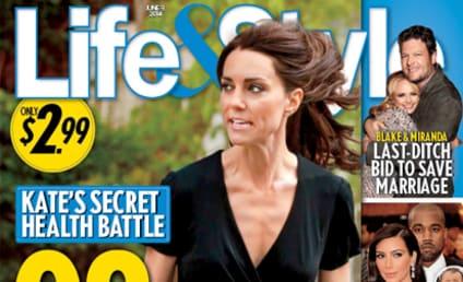 Kate Middleton: Pregnant at 98 Pounds!?!