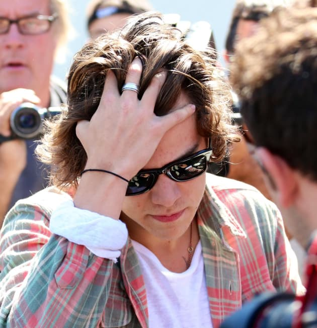 Gorgeous Harry Styles