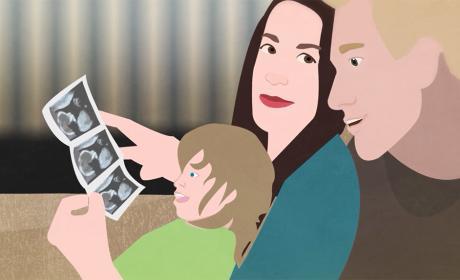 Alanis Morissette Family Video