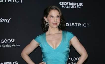 Ashley Judd Dress Turns Heads at Premiere