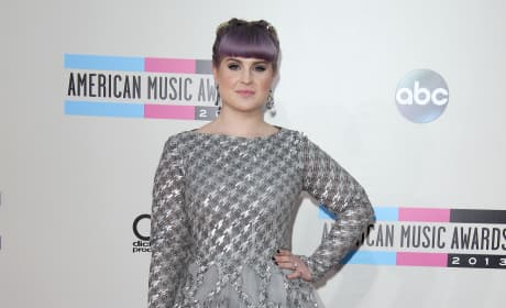 Kelly Osbourne at American Music Awards